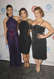 Roselyn Sanchez, Eva Longoria and Justina Machado