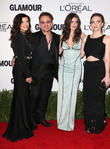 Bono Celebrated Date Night Anniversary With Wife At Glamour Gala