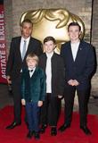 Neil Reynolds, Gene Gurie, Joel Guy and Reece Buttery