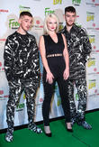 Clean Bandit, Grace Chatto, Jack Patterson and Luke Patterson at Genting Arena