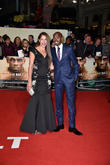 Tania Nell and Mo Farah
