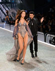 Bella Hadid Grateful To Share Victoria's Secret Fashion Show Stage With Ex