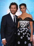 Matthew Mcconaughey's Children Learning Portuguese Ahead Of Festive Trip