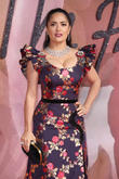 Salma Hayek Grew Up With Big Space Dreams