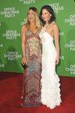 Jennifer Aniston and Olivia Munn