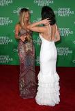 Jennifer Aniston and Olivia Munn