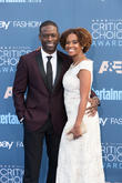 Sterling K. Brown and Ryan Michelle