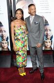 Naomie Harris and Will Smith