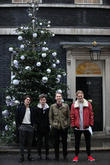 The Vamps at Downing Street