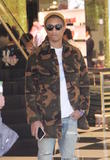 Pharrell Williams at Beverly Hills