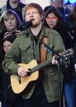 Ed Sheeran Breaks Arm In London Bicycle Crash
