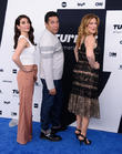 Nasim Pedrad, Oscar Nunez and Ana Gasteyer