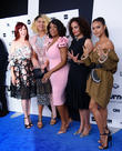 Carrie Preston, Jenn Lyon, Judy Reyes, Niecy Nash and Karrueche Tran