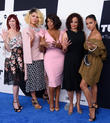 Carrie Preston, Jenn Lyon, Judy Reyes, Niecy Nash and Karrueche Tran