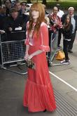 Florence Welch at Grosvenor House Hotel, Grosvenor House and Ivor Novello Awards