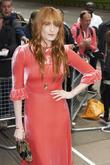 Florence Welch On Steering Clear Of Booze While Recording New Album 'High As Hope'