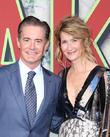 Kyle Maclachlan and Laura Dern