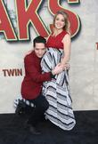 Twin Peaks, David Dastmalchian and Wife