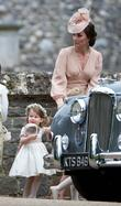 Duchess Of Cambridge, Kate Middleton and Princess Charlotte
