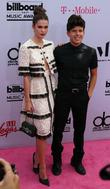 Maia Mitchell and Rudy Mancuso