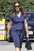 Jennifer Garner Dismisses Front Page Story Branding Her 'Heartbroken' Over Divorce