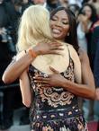 Nicole Kidman and Naomi Campbell