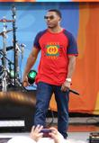 Nelly at Good Morning America