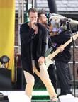 Florida Georgia Line, Brian Kelley and Nelly at Good Morning America