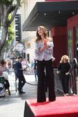 Keri Russell at On The Hollywood Walk Of Fame
