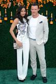 Freida Pinto and Luke Evans