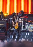 Slash and Guns N' Roses
