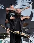 Rancid, Tim Armstrong and Branden Steineckert at Hyde Park, London. and Barclaycard British Summer Time