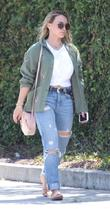 Hilary Duff House Burgled As She Suns It Up In Canada