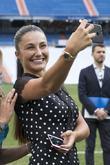 Real Madrid and Adriana Pozueco