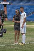 Real Madrid, Theo Hernandez and Adriana Pozueco