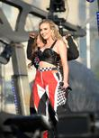 Perrie Edwards Apologises For Absence During Little Mix Festival Show