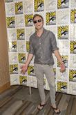 David Anders and Rose Mciver at Sdcc and Comic Con