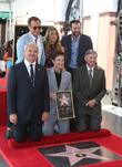 Will Arnett, Jennifer Aniston, State Senator Ben Allen, Jeff Zarrinnam, Jason Bateman and Leron Gubler