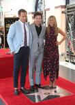 Will Arnett, Jason Bateman and Jennifer Aniston
