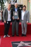 Rob Price, Jeffrey Tambor and Joe Lewis