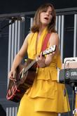 Feist and Leslie Feist at Slottsskogen and Way Out West Festival