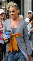 Pink Insists She Loves Christina Aguilera Despite Past Rivalry