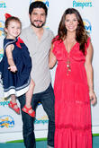 Ali Landry, Alejandro Monteverde and daughter Estela...