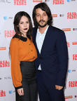 File Photos Mexican actor Diego Luna has split...
