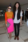 File Photo and New York Fashion Week