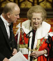 Baroness Margaret Thatcher, State Opening, Parliament, House and Lords
