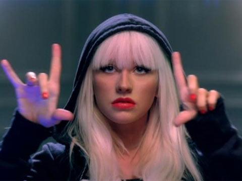 Filed in Christina Aguilera