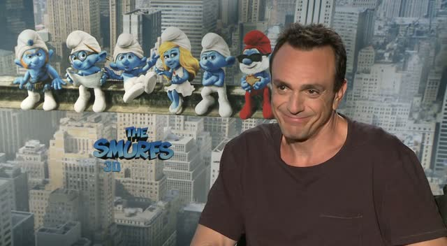 The Smurfs Made Hank Azaria Relate...