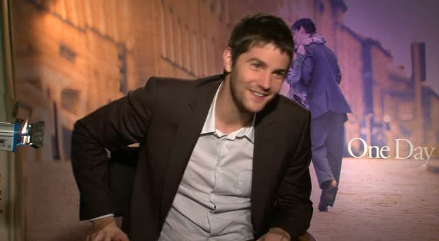 Jim Sturgess Chaperoned To Toilet On-set