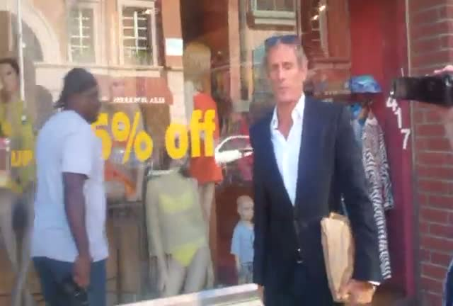 Michael Bolton Visits The Doctors In Beverly Hills